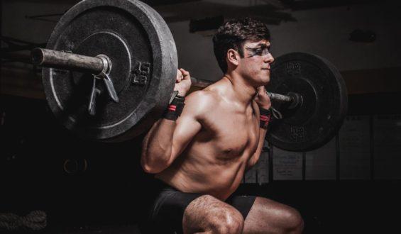 Większa masa mięśniowa