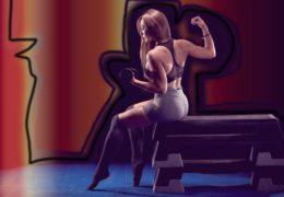 Skuteczne na różne grupy mięśni- pompki na drążkach
