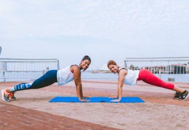 Zahamuj rozpad mięśni