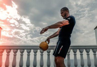 Street workout na budowanie mięśni